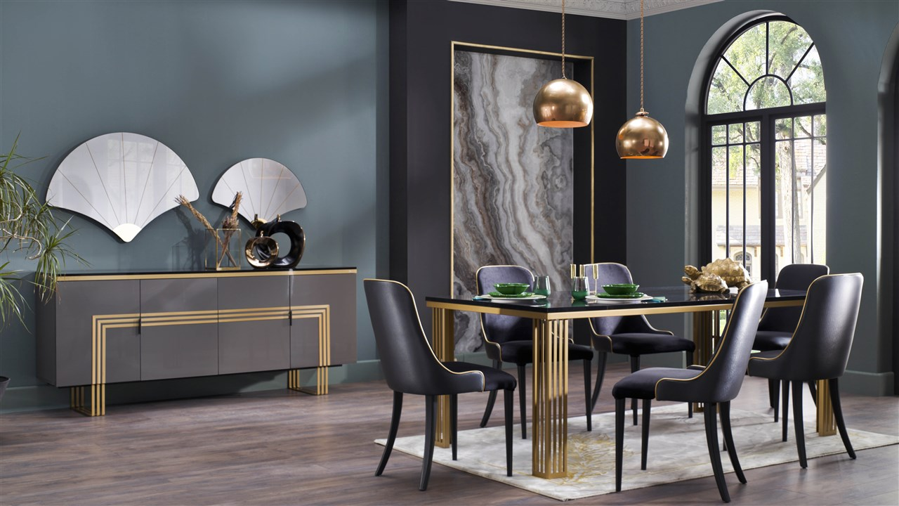 Carlino Set Dining Room