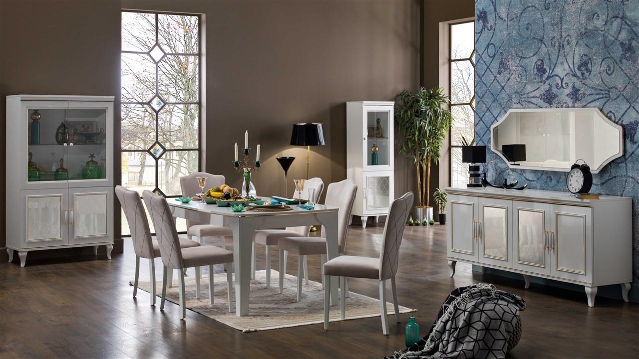 Volga Set Dining Room