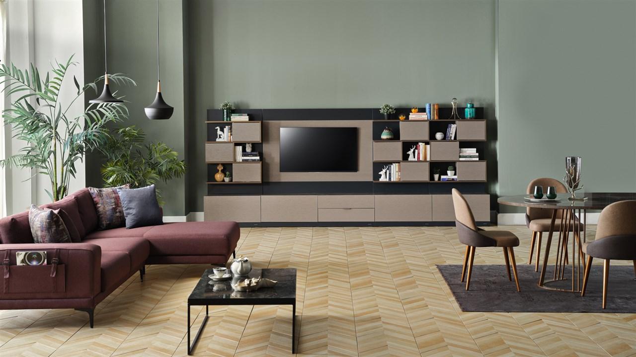 Prag Set Living Room