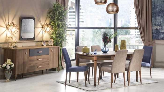 Selegno Set Dining Room