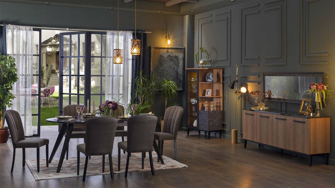 Lofty Set Dining Room
