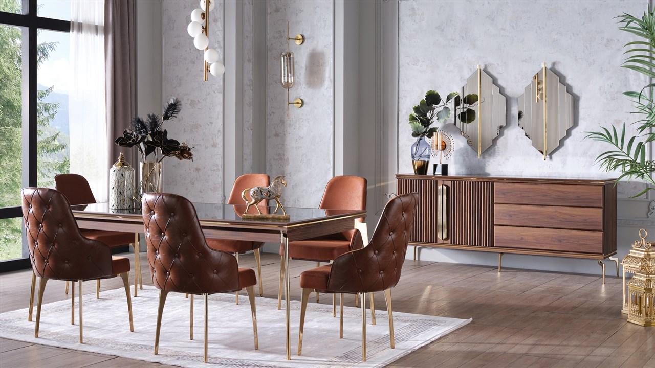 Montego Set Dining Room