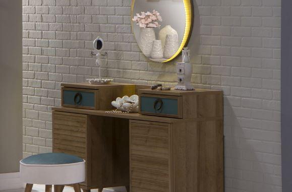 Vienza Oglinda Masa De Toaleta