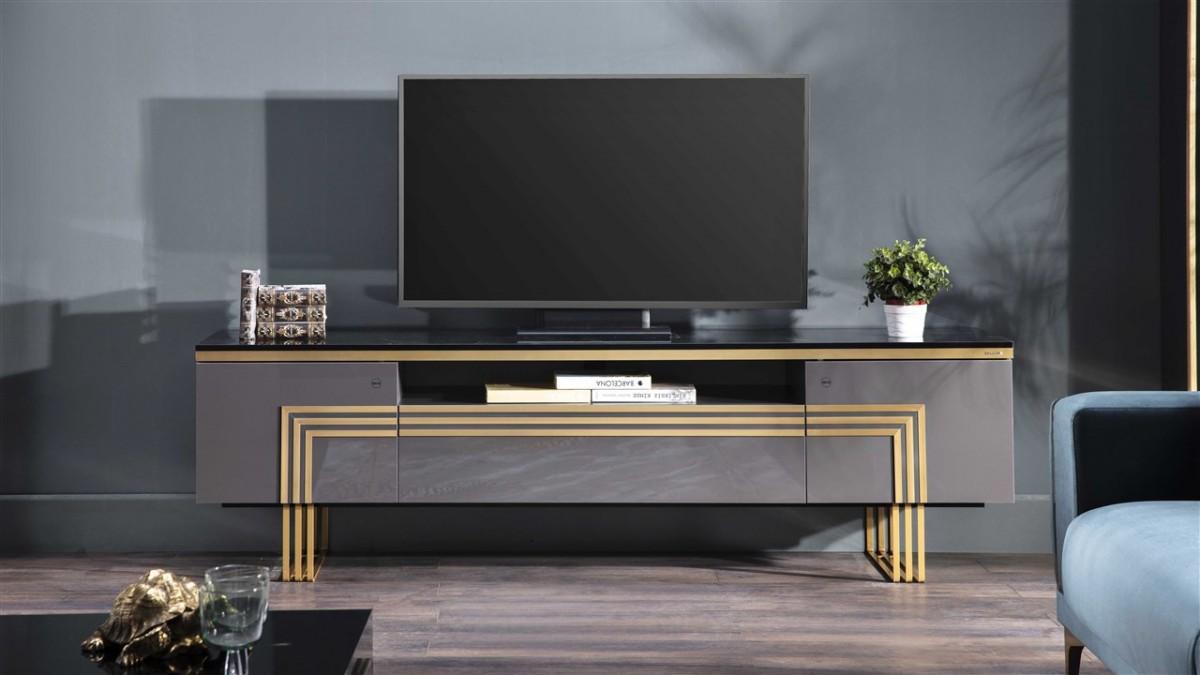 Comoda TV Carlino compact